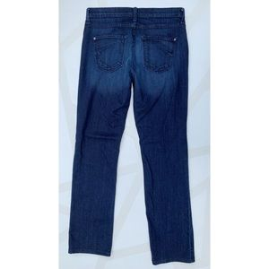 James Jeans Jeans - James Jeans Hunter Straight Leg Jeans Dark Wash 30